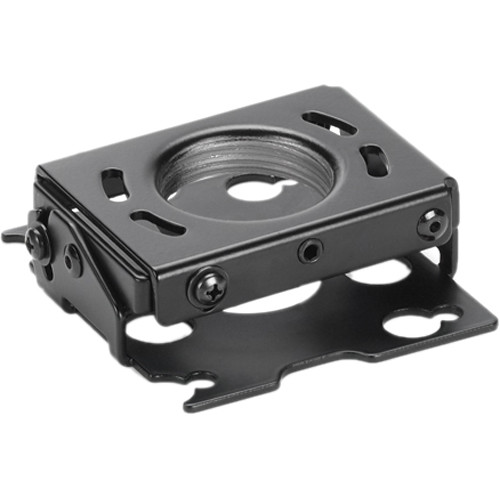 Chief Mini RPA Ceiling Projector Mount with SLB/SLM/SSB/SSM332 Interface Bracket (Black)