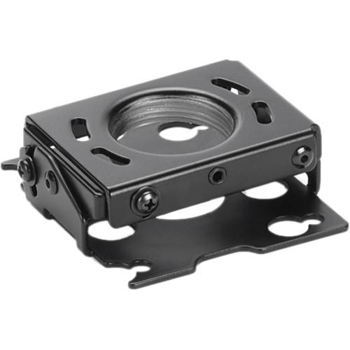 Chief Mini RPA Ceiling Projector Mount with SLB/SLM/SSB/SSM333 Interface Bracket (Black)