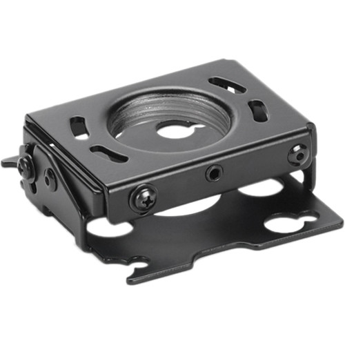 Chief Mini RPA Ceiling Projector Mount with SSB337 Interface Bracket (Black)