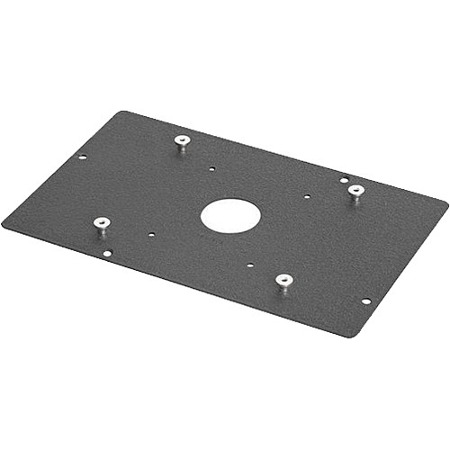 Chief SLM287 Custom Projector Interface Bracket for RPM Projector Mount (Black)