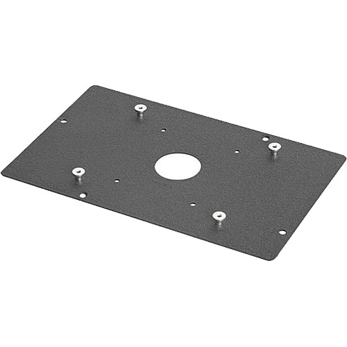 Chief SLM313 Custom Projector Interface Bracket for RPM Projector Mount (Black)