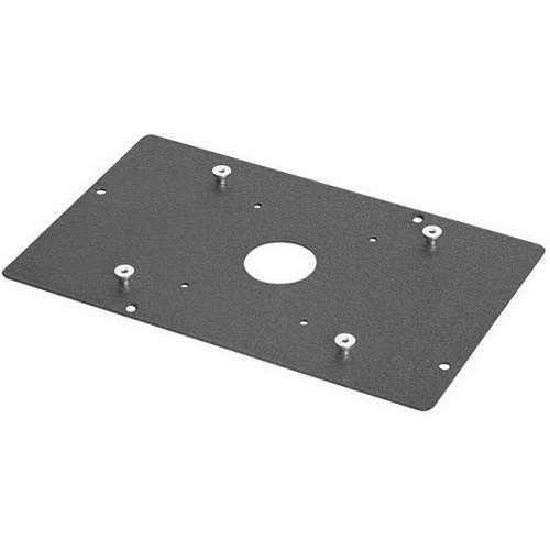 Chief SLM338 Custom Projector Interface Bracket for RPA Elite Projector Mount (Black)