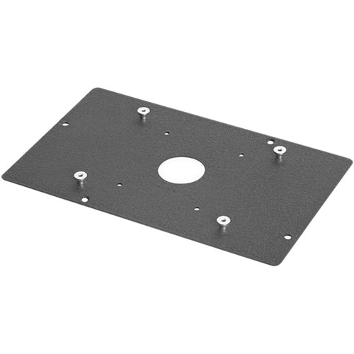 Chief SLM341 Custom Projector Interface Bracket for RPM Projector Mount (Black)