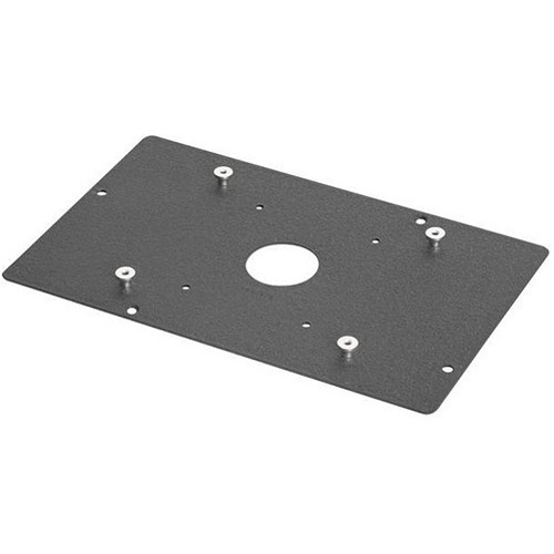 Chief SLM346 Custom Projector Interface Bracket for RPM Projector Mount (Black)