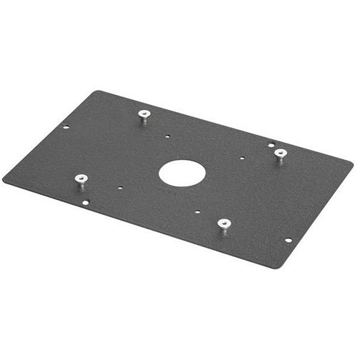Chief SLM351 Custom Projector Interface Bracket for RPM Projector Mount (Black)