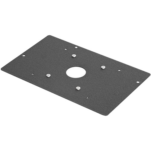 Chief Custom Projector Interface Bracket for Mini RPA Mounts (Black)