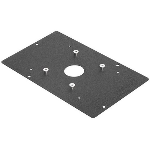 Chief SSM343 Custom Projector Interface Bracket for RSM Projector Mount (Black)