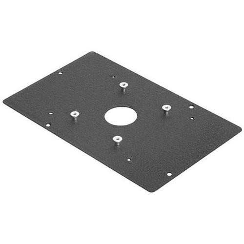 Chief SSM347 Custom Projector Interface Bracket for RSM Projector Mount (Black)