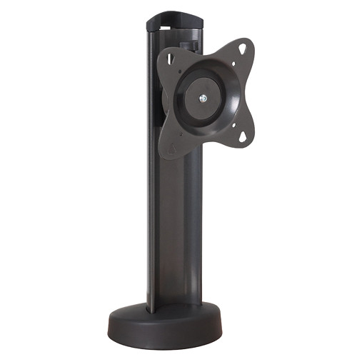 "Chief STS1 Bolt-Down Table Stand for 18 to 30"" Displays (Black)"