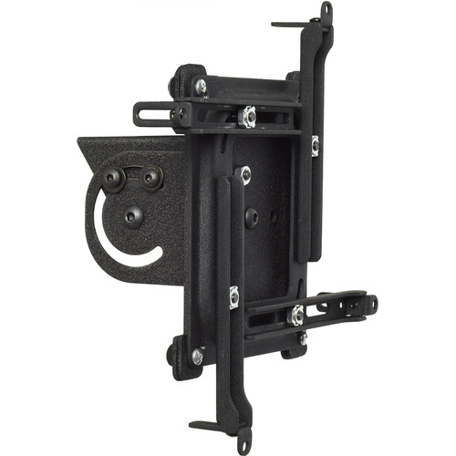 Chief VPAU Vertical/Horizontal Universal Projector Ceiling Mount (Black)