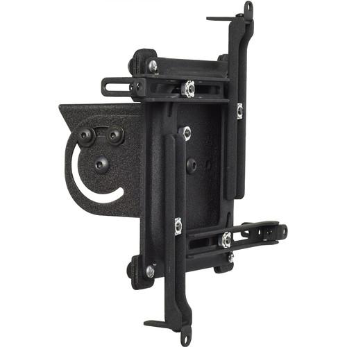 Chief VPAU Vertical/Horizontal Universal Projector Ceiling Mount (Black)