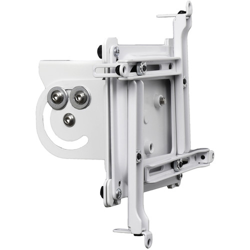 Chief VPAU Vertical/Horizontal Universal Projector Ceiling Mount (White)