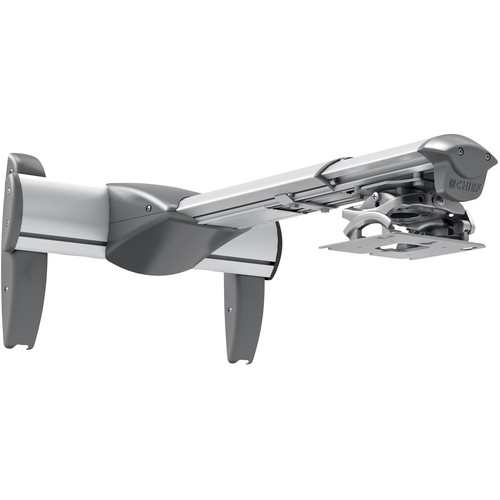"""Chief Ultra Short Throw and Universal Projector Mount Kit (12.8 to 20"""", Silver)"""