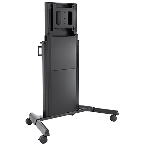 "Chief Powered Height-Adjustable Cart for 50 to 80"" Displays"
