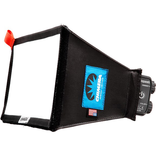 Chimera TECH Micro Lightbank for Litepanels Brick On-Camera LED Light