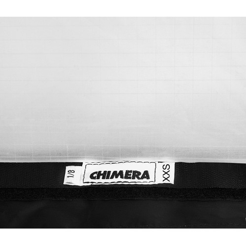 Chimera Replacement Front Diffuser for Video Pro XXSmall LH Lightbanks