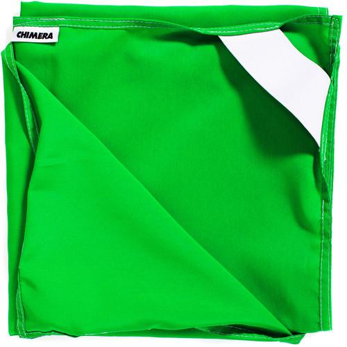 "Chimera Chroma Green Panel Frame Cover (48 x 48"")"