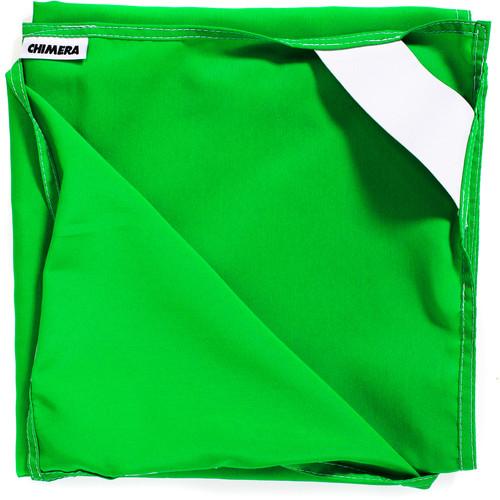 "Chimera Chroma Green Panel Frame Cover (42 x 72"")"