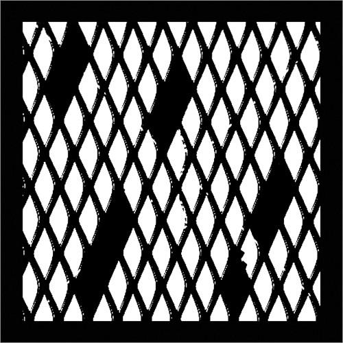 """Chimera Steel Urban Series Window Pattern 16 x 16"""""""