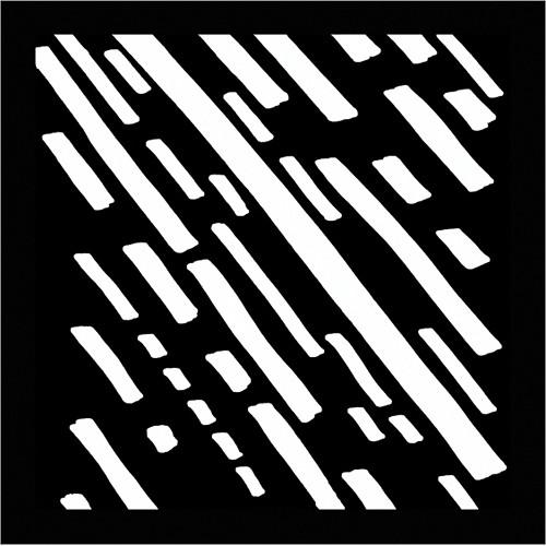 """Chimera Avenues Urban Series Window Pattern 22 x 22"""""""