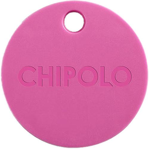Chipolo Bluetooth Tracker (Bubblegum Pink)