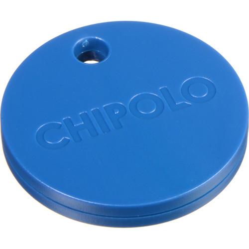 Chipolo Plus Bluetooth Tracker (Ocean Blue)