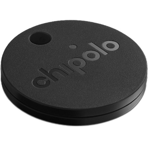 Chipolo Plus 2.0 Bluetooth Item Tracker (Black)