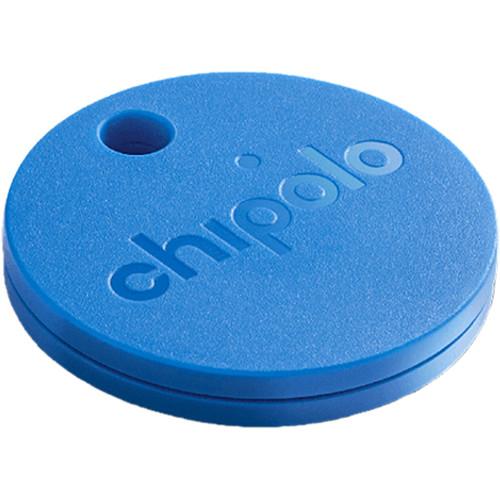 Chipolo Plus 2.0 Bluetooth Item Tracker (Blue)