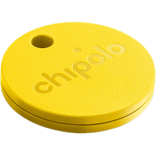 Chipolo Plus 2.0 Bluetooth Item Tracker (Yellow)