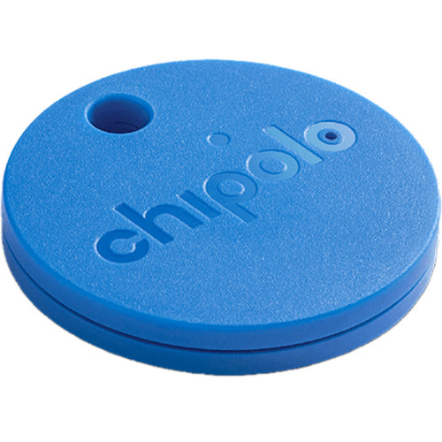 Chipolo Classic 2.0 Bluetooth Item Tracker (Blue)