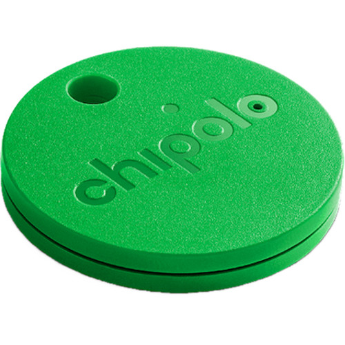 Chipolo Classic 2.0 Bluetooth Item Tracker (Green)
