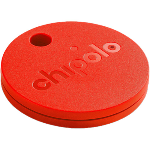 Chipolo Classic 2.0 Bluetooth Item Tracker (Red)