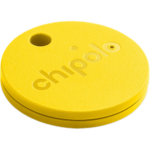Chipolo Classic 2.0 Bluetooth Item Tracker (Yellow)