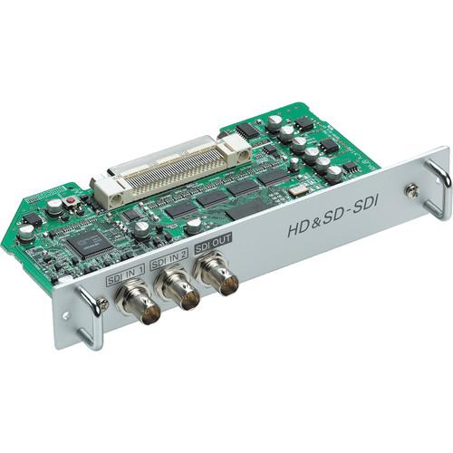 Christie Dual SDI/HD-SDI Interface Module for Select Projectors