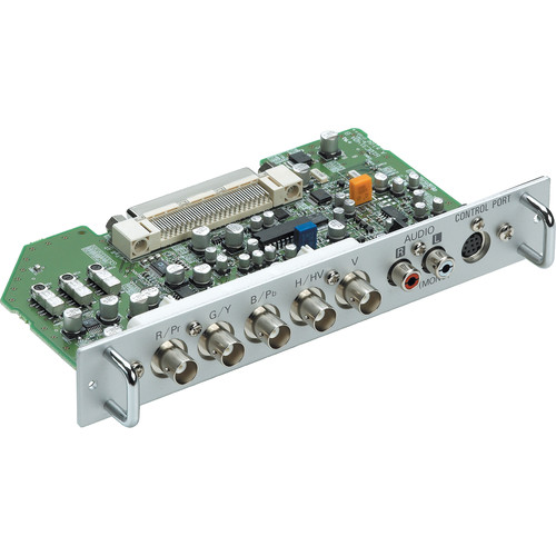 Christie 5BNC/S-Video Input Module for Select Projectors