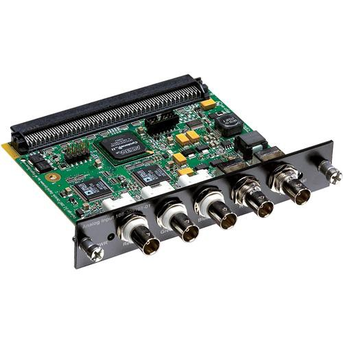 Christie Analog Input Card