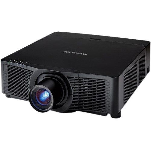 Christie D Series LWU701i-D 7000L WUXGA 3LCD Projector (No Lens, White)