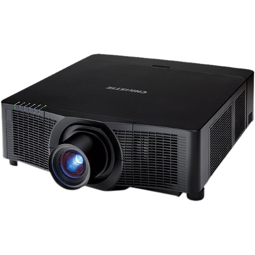 Christie D Series LWU601i-D 6000L WUXGA 3LCD Projector (No Lens, White)