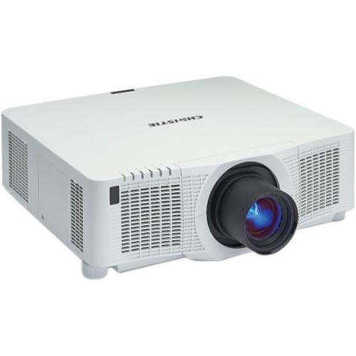 Christie D Series LWU620i-D 6200-Lumen WUXGA 3LCD Projector (No Lens, White)