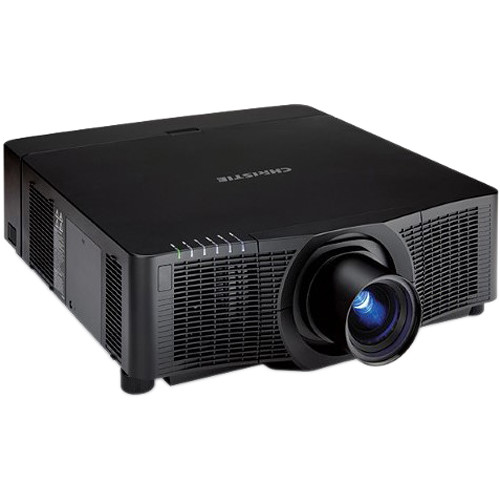 Christie LHD720I 3LCD HD Resolution 7650 Lumens ISO Projector (No Lens, Black)