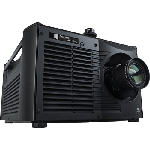 Christie Roadster HD14K-J 3DLP Projector with ILS Lens Mount and YNF (No Lens)