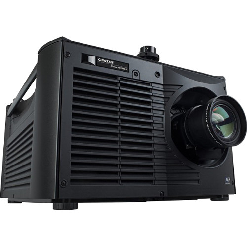 Christie Roadster WU20K-J 3DLP Projector with CT Lens Mount (No Lens)