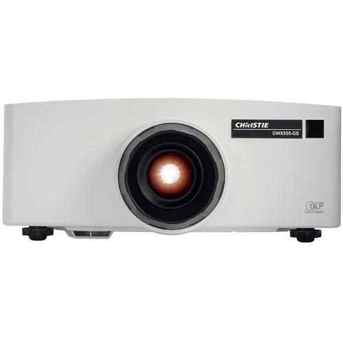 Christie DWX555-GS 1DLP Projector (White)
