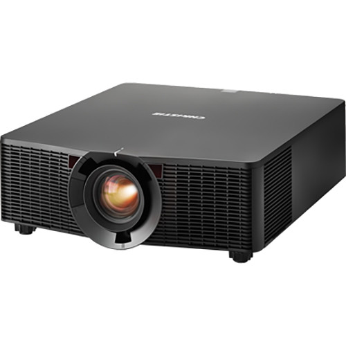 Christie D12WU-H 1DLP Projector (Black)