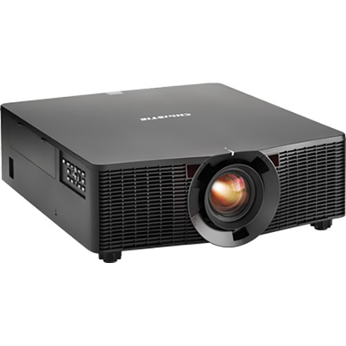 Christie D12HD-H 1DLP Projector (Black)