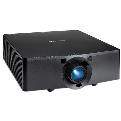Christie D13WUHS WUXGA 12,500 Lumens  Solid State Projector (No Lens, Black)