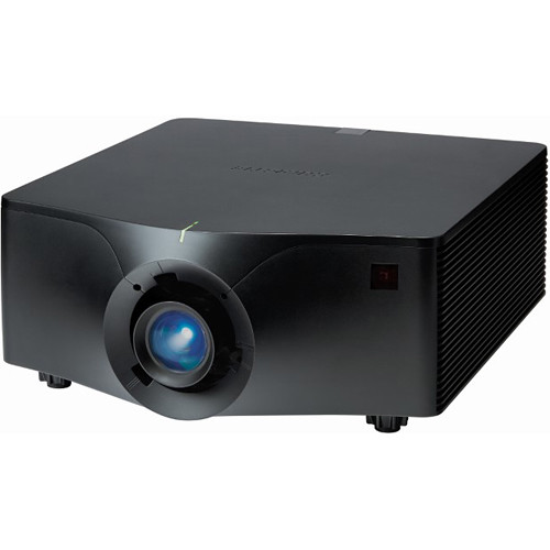 Christie GS Series DWU850 WUXGA 7500-Lumen 1DLP Projector (Black, No Lens)