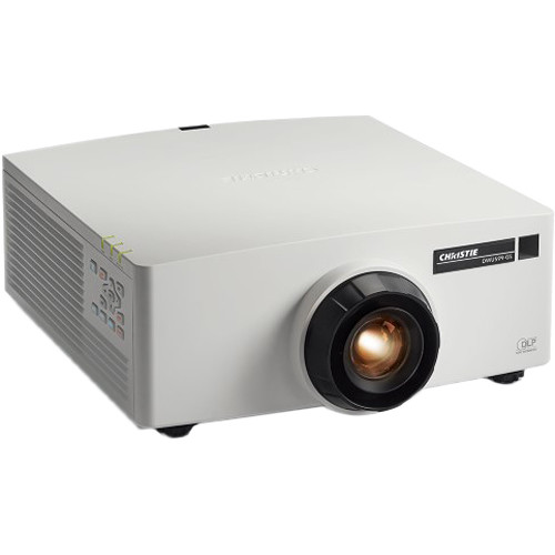 Christie GS Series DWU599 WUXGA 5400-Lumen 1DLP Projector (No Lens, White)
