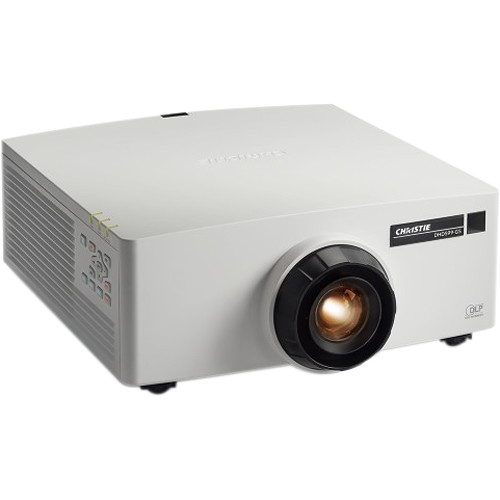 Christie GS Series DHD599 5000-Lumen 1DLP Laser Projector (No Lens, White)