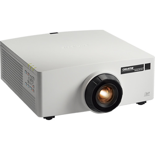 Christie DHD635-GS 1-DLP HD (1920X1080) 6125 ISO Lumens Laser Projector (No Lens, White)